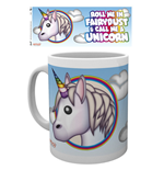 Emoji - Unicorn Fairy Dust (Tazza)
