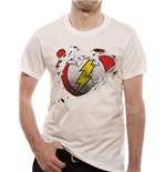 Flash (THE) - Torn Logo (T-SHIRT Unisex )