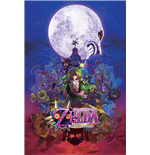 Legend Of Zelda (The) - Majora's Mask (Poster Maxi 61X91,5 Cm)
