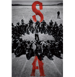 Sons Of Anarchy - Circle (Poster Maxi 61X91,5 Cm)