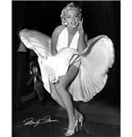Marilyn Monroe - Seven Year Itch (Mini Poster 40X50 Cm)