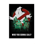 Ghostbusters 3 - Busters (Poster 80X60 Cm)