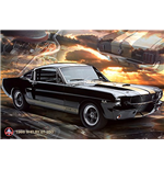 Ford Shelby - Mustang 66 Gt350 (Poster Maxi 61x91,5 Cm)