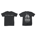 T-shirt Hot Water Music TRADITIONAL