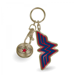 Portachiavi Wonder Woman - Stars Trolley Coin