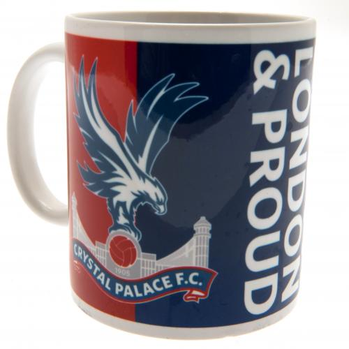 Tazza Crystal Palace f.c.