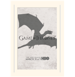 Game Of Thrones (Season 3 - Shadow) (Stampa 30X40 Cm)