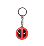 Deadpool - Metal Keychain Metal (Portachiavi)