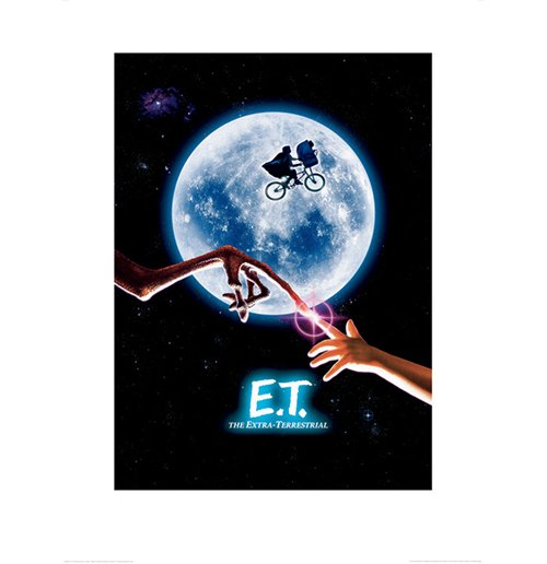Et - One Sheet (Poster 80X60 Cm)