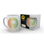 Island Records - Logo (Tazza)