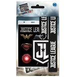 Justice League Movie - Logo (Cordino)