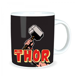 Marvel - Thor (Tazza Termosensibile)