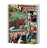 Marvel (Montage A4 Notebook) (Quaderno)