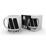 Mowtown Records - Logo (Tazza)