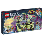 Lego 41188 - Elves - Evasione Dalla Fortezza Del Re Dei Goblin