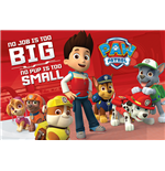 Paw Patrol - No Pup Is Too Small (Poster Maxi 61X91,5 Cm)
