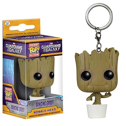 Portachiavi Guardians of the Galaxy