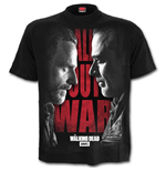 T-shirt All Out War - Walking Dead