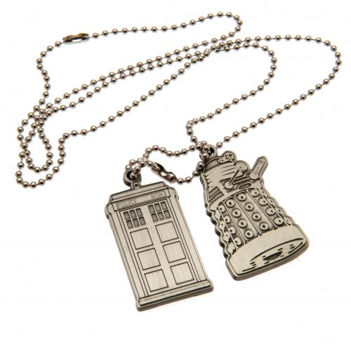 Dog Tag / Piastrina Doctor Who 279977