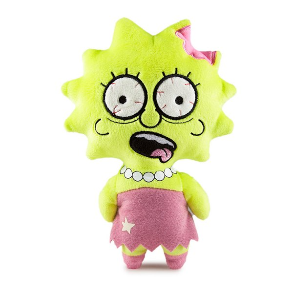 Peluche The Simpsons - Design: The Simpsons Zombie Lisa