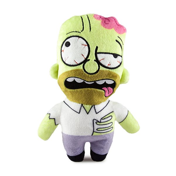 Peluche The Simpsons - Design: The Simpsons Zombie Homer