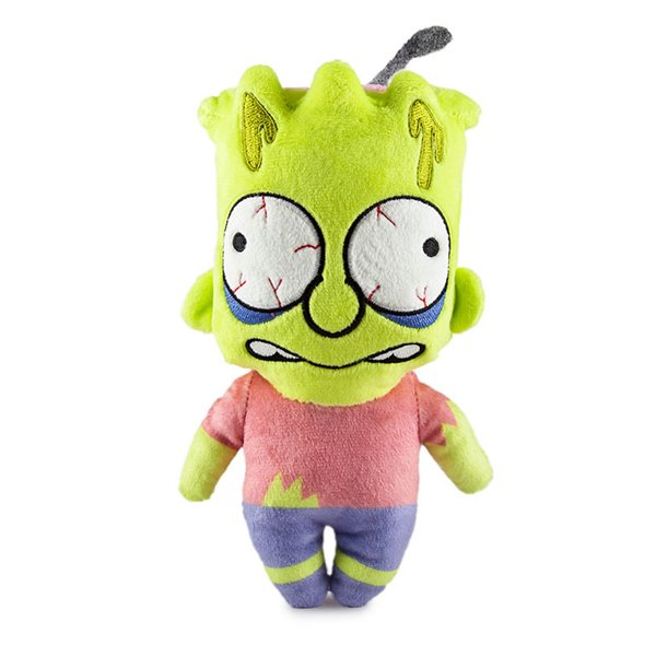 Peluche The Simpsons - Design: The Simpsons Zombie Bart