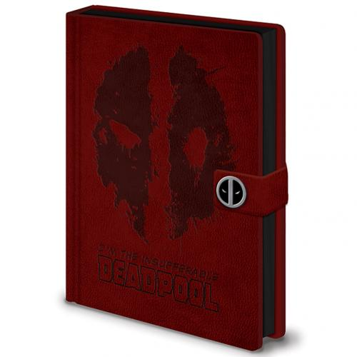 Block Notes Deadpool 280132