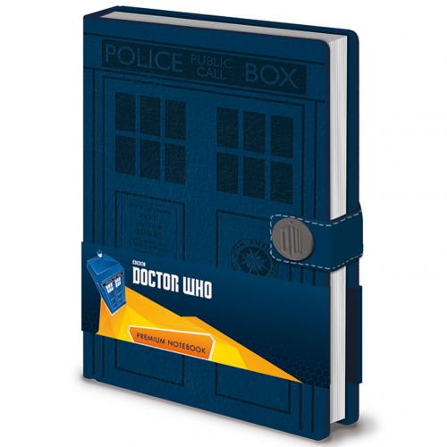 Block Notes Doctor Who Premium