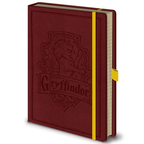 Block Notes Harry Potter Gryffindor