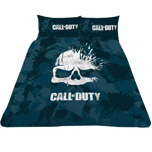 Parure letto matrimoniale Call Of Duty