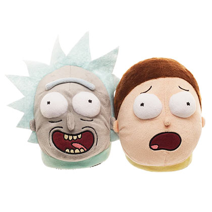 Peluche Rick and Morty da uomo