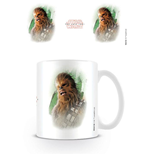 Tazza Star Wars Episode VIII Mug Chewbacca Brushstroke