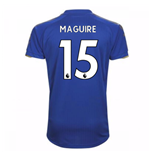 Maglia 2017/18 Leicester City F.C. Home (Maguire 15)