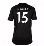 Maglia 2017/18 Leicester City F.C. Away (Maguire 15)