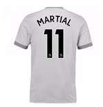 Maglia 2017/18 Manchester United 2017-2018 Third (Martial 11)