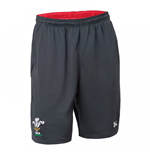 Pantaloncini Short Galles rugby 2018-2019