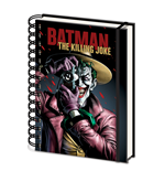 Batman (The Killing Joke Cover) (Quaderno A5)