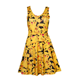 Pokemon - All Over Pikachu (vestito Donna )