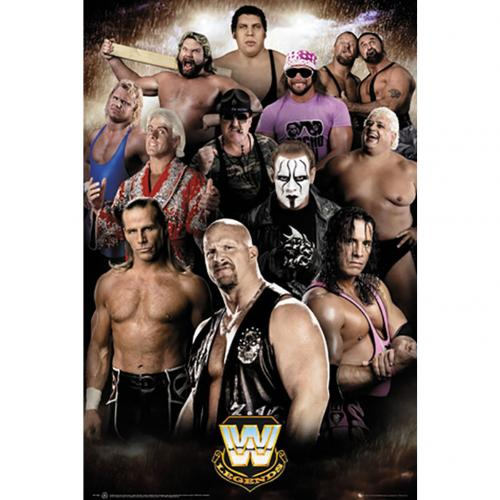 Poster WWE 281626