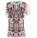 All Blacks Maori T-SHIRT Tecnica