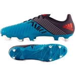 All Blacks Malice Sg BLU-AZZURRO Scarpa Rugby Ibrida