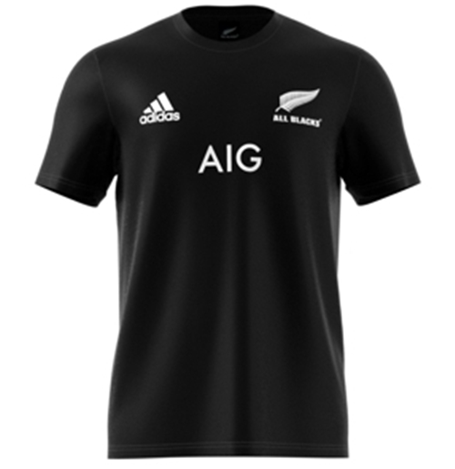 All Blacks T-SHIRT Replica Home 2017-2018