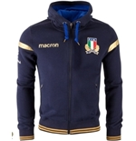 Italia Felpa Cappuccio FULL-ZIP Kid