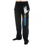 Star Trek - Live Long Black Qt Pant (pigiama )