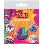 Trolls (True Colours) (Badge Pack)
