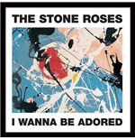 Stone Roses - I Wanna Be Adored (Cornice Cover Lp)