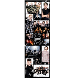5 Seconds Of Summer - Grid 2 (Poster Da Porta 53x158 Cm)