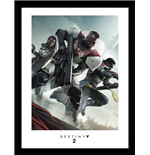 Destiny 2 - Key Art (Stampa In Cornice 30x40cm)