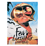 Fear And Loathing In Las Vegas (Poster)