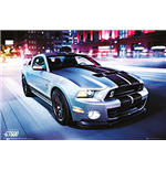 Ford Shelby - Gt500 2014 (Poster Maxi 61x91,5 Cm)